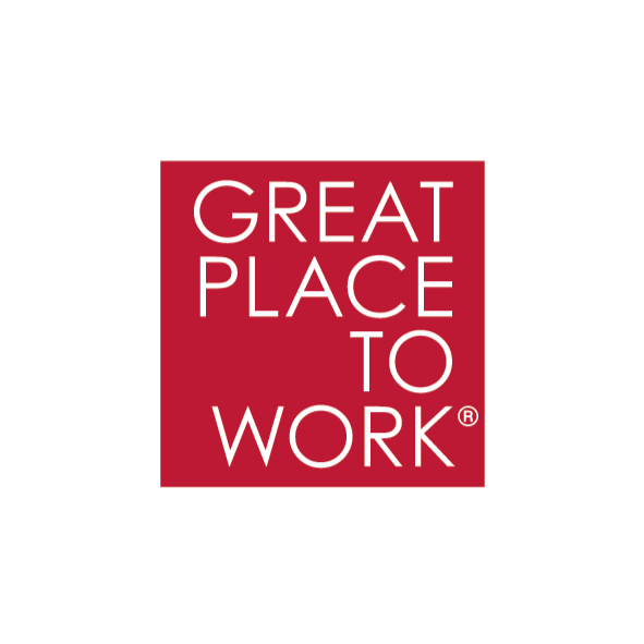 We are recognized as a Great Place To Work since the year 2014