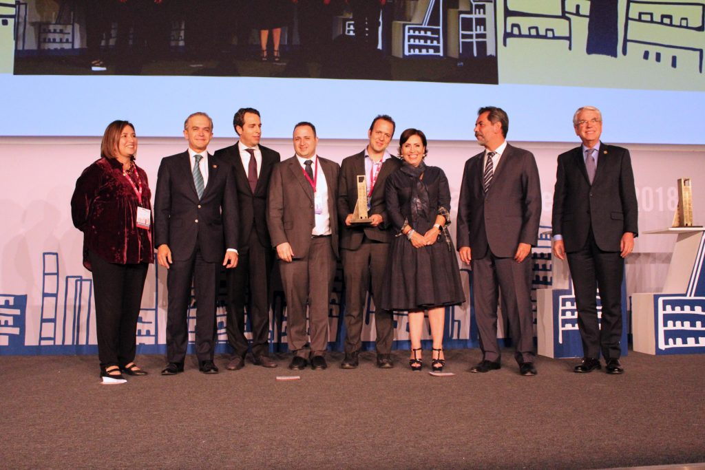 Quiero Casa Receives an Award from the Association of Real Estate Developers