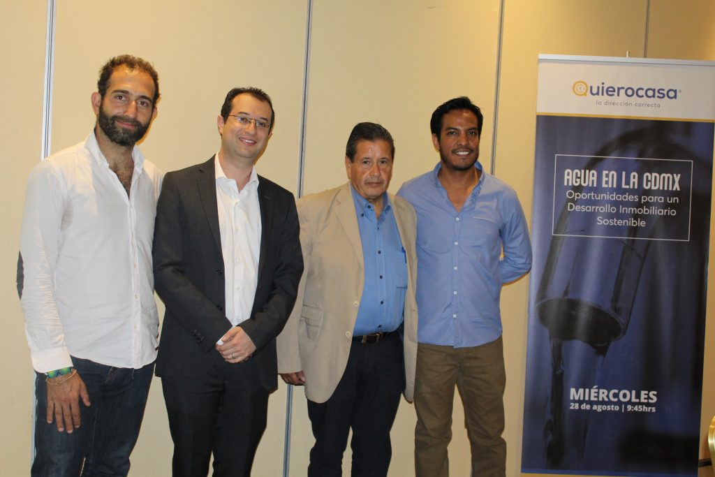 FORO DE AGUA EN LA CDMX: Oportunidades para el Desarrollo Inmobiliario Sostenible