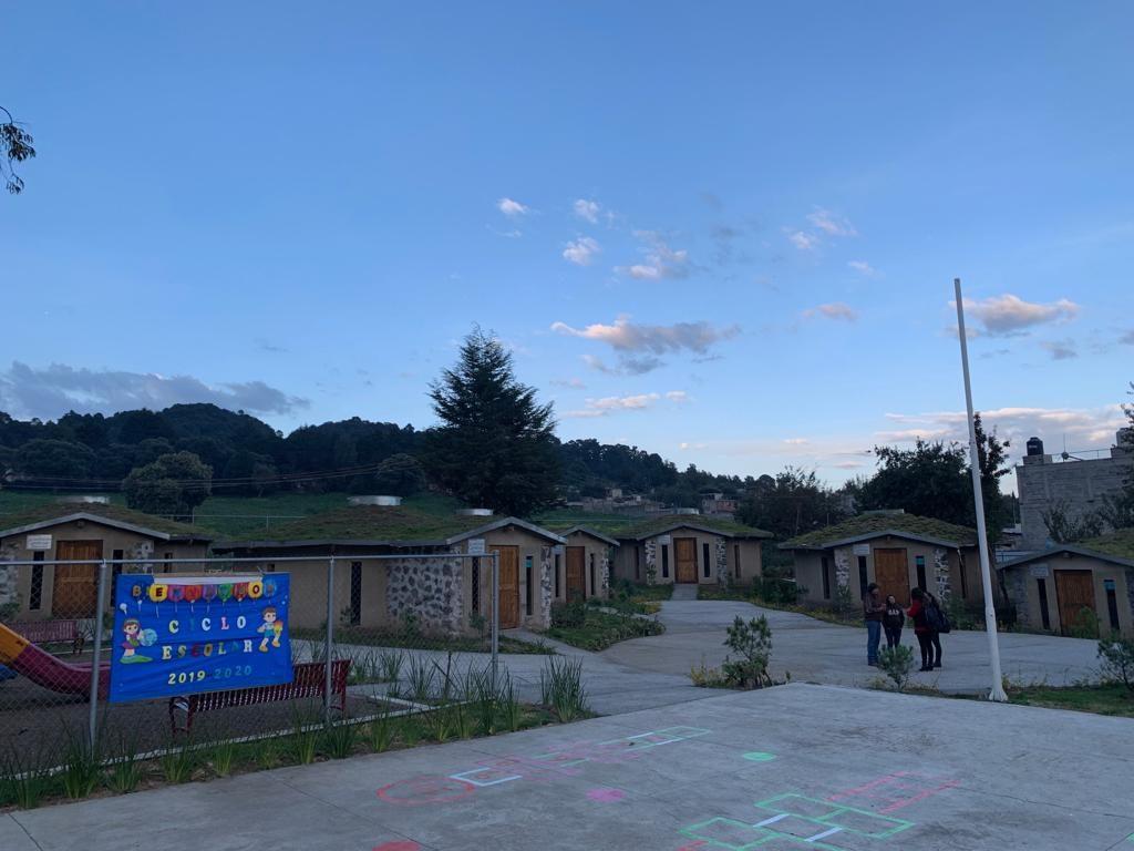 Inauguramos primera Escuela Ecológica en alcaldía Tlalpan